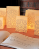 High Quality Chinese Products Led Candle Bag Paper Craft Decoration Lantern