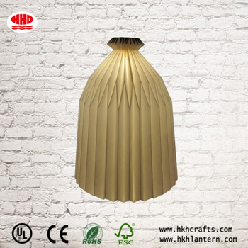 Origami Lampshade White Pendant Paper Light Shade