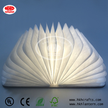 wholesale led paper cordless table lamp desk lamp for home decor