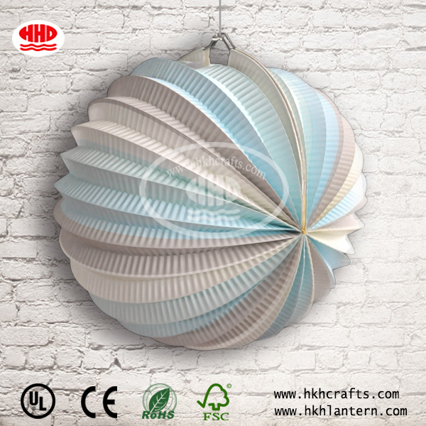 Watermelon Paper Lantern Accordion Paper Lantern for Wedding Party Decorations